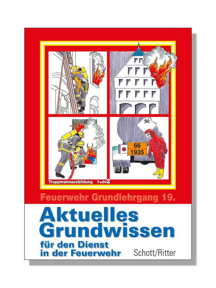 Klassiker für die Feuerwehr-Ausbildung... http://www.feuerwehrmagazin.de/nachrichten/news/buchkritik-grundwissen-zur-feuerwehr-truppmannausbildung-60533