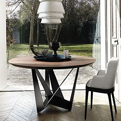 25 best ideas about table ronde on pinterest table for Table salle a manger ronde blanche