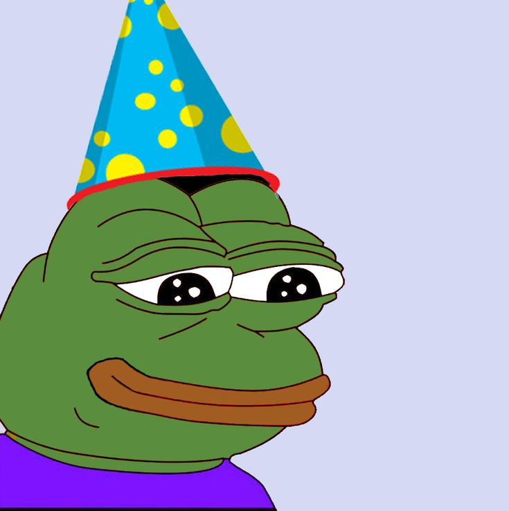 birthday party pepe
