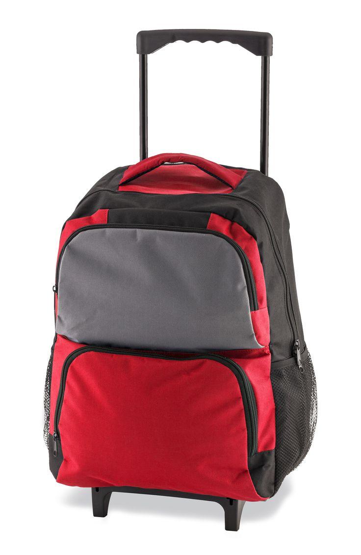 Encuentra en Compranet !!  Bolso Maleta Trolley Backpack Dilbert Con Ruedas y Bolsillos - Rojo https://www.compranet.com.co/moda/14125-cpn-04630-03-bolso-maleta-trolley-backpack-dilbert-con-ruedas-y-bolsillos-rojo.html a solo $ 74.700