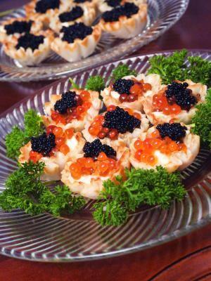 Nutritional Information for Lumpfish Caviar