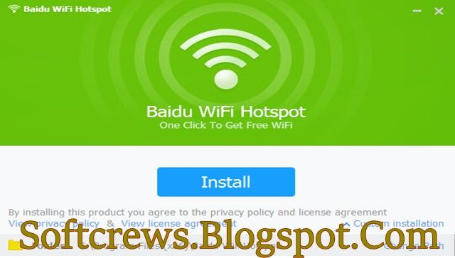 Baidu Wifi Hotspot Is A Small And Lightweight Tool That Will Allow You To Easily Share Your Computer Network With Your Cell Phone Or Hotspot Wifi Wifi Hot Spot