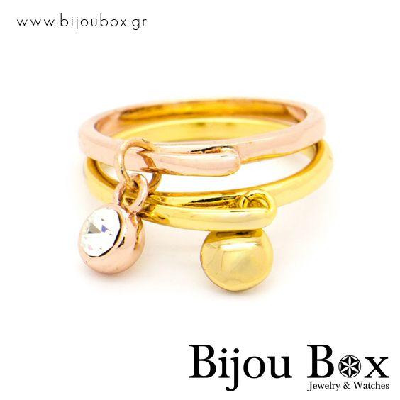 Ring rose gold plated WOLOTH Δαχτυλίδι ρόζ επίχρυσο WOLOTH Check out now... www.bijoubox.gr #BijouBox #Ring #Δαχτυλίδι #Handmade #Χειροποίητο #Greece #Ελλάδα #Greek #Κοσμήματα #Gold #jwlr #Jewelry #Fashion