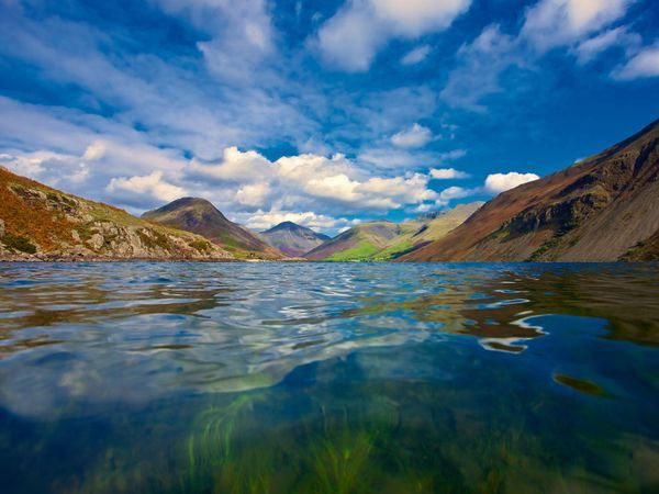 England's famed Lake District, in the northwestern county of Cumbria