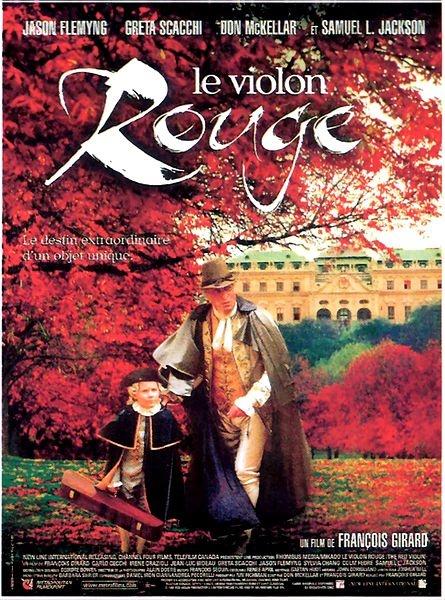 Le Violon rouge : Kaspar Weiss /The Red violin
