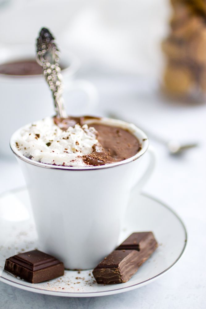 { Italian Hot Chocolate x}