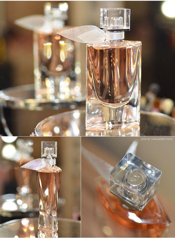Perfume La Vie Est Belle de Lancôme. Leia a resenha no blog.