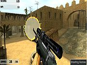 Counter Strike De Heikka is a free online game. Shoot with accuracy and speed to kill the opponent. Speed shooting in need before your first shot. Navigate right on the head in order to get a high score.