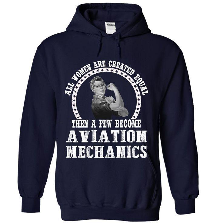 Awesome Shirt For Aviation Mechanic Woman
