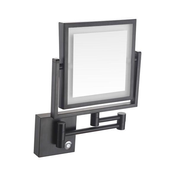 Miroir grossissant lumineux Square x 5 Desotck Des…