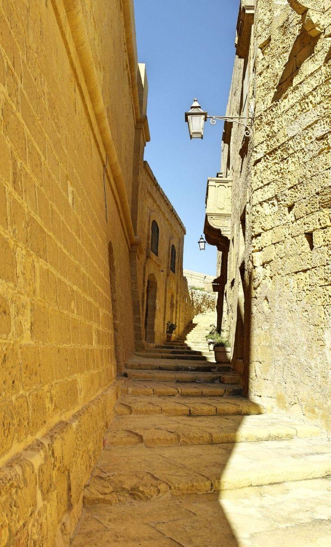 #Victoria #Gozo #Malta #steps