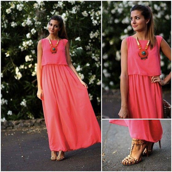 Sheinside Dress, Zara Shoes