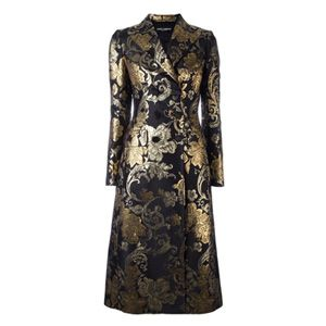 dolce and gabbana evening coats