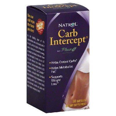 Natrol Carb Intrcpt W/Phs2 (1x60CAP )