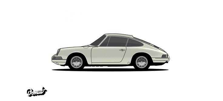 Cool Animation Shows The Evolution Of The Porsche 911