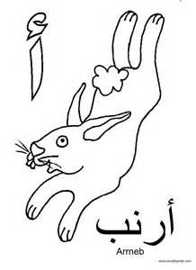 Full set of Arabic letters