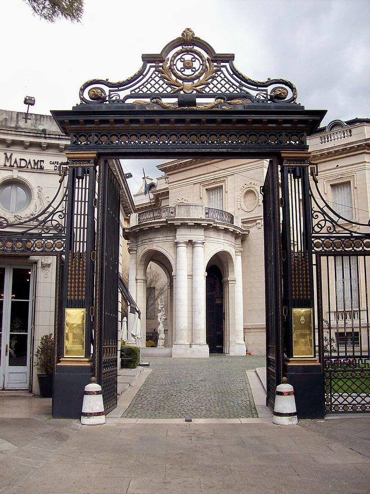 El Palacio Errázuriz - Buenos Aires | Arquitectura | Blog | Miranda Bosch