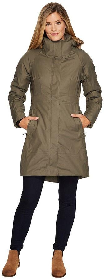 The North Face - Arctic Parka II Women's Coat