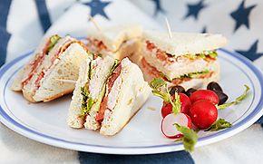 Amerikansk mat