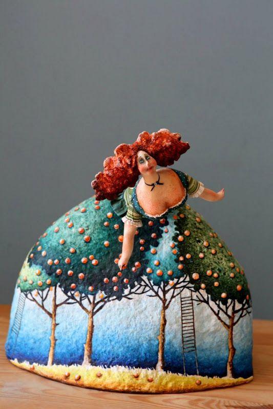Волшебные куклы Кати Fairy-tales (Екатерины Гусевой) - Ярмарка Мастеров - ручная работа, handmade