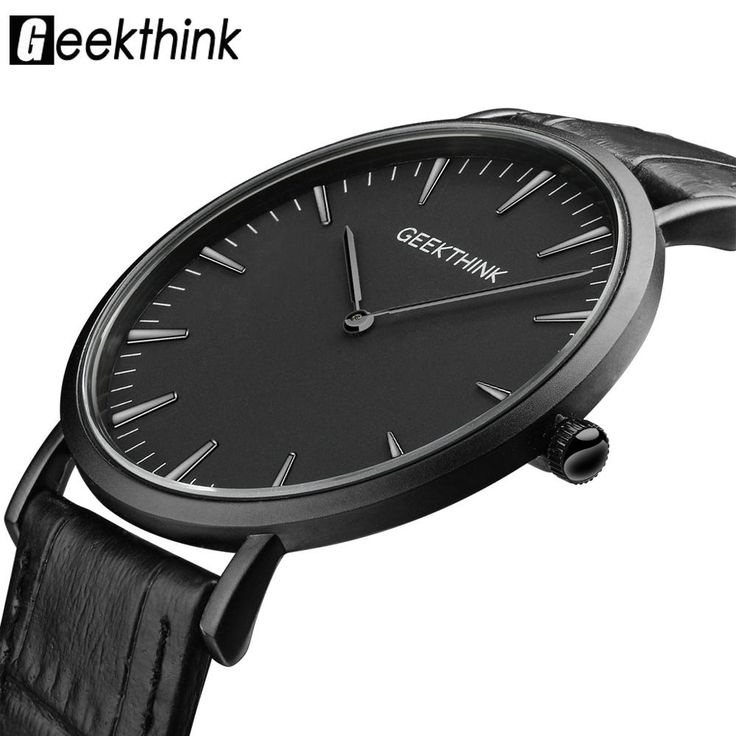 GEEKTHINK Business Casual Mens Watch