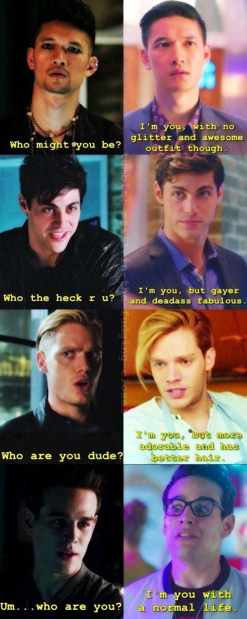 Shadowhunters funny edit – #devices #edit #funny #…