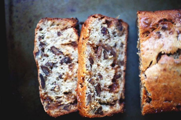 Caramel Rum Banana Bread recipe on Food52