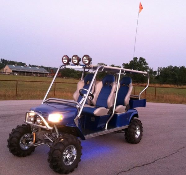86 Best Ideas About Golf Carts     Model Pushers On
