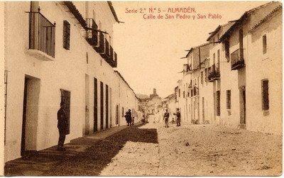 Calle Antonio Blazquez.