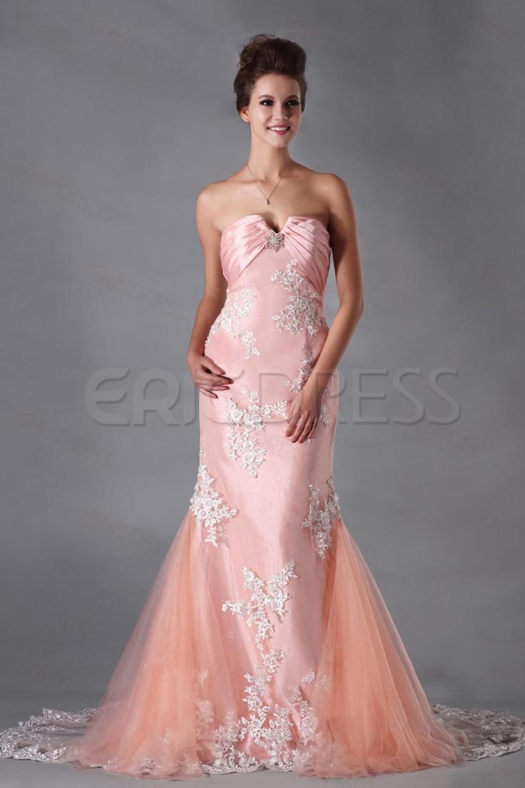 160 best Wedding Dress images on Pinterest | Wedding frocks ...