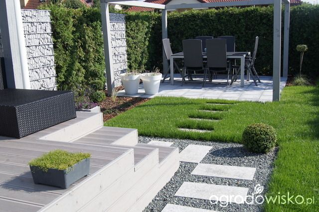 Outdoor Decks And Patios Plans