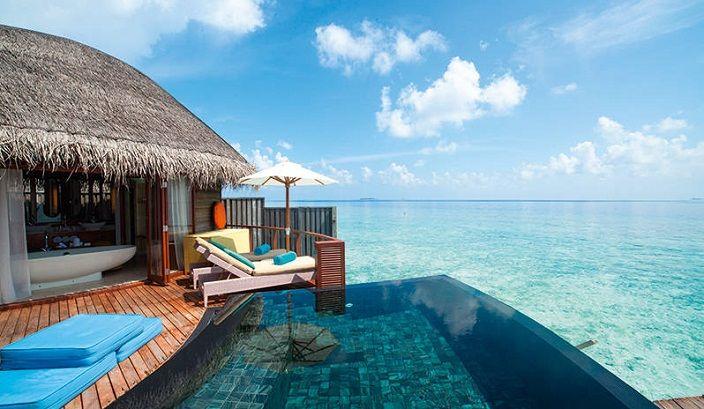 Maldivler'de lüksle yoğrulan büyülü bir kaçış noktası: Constance Halaveli Island Resort