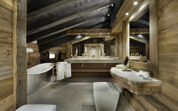 Luxury Ski Chalet, Chalet Edelweiss, Courchevel 1850, France, France…