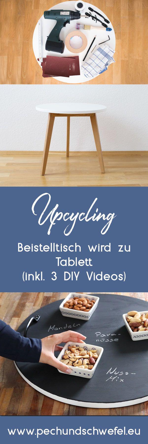 DIY Upcycling: Wie man aus alten Möbeln neue Lieblingsstücke macht - Pech & Schwefel