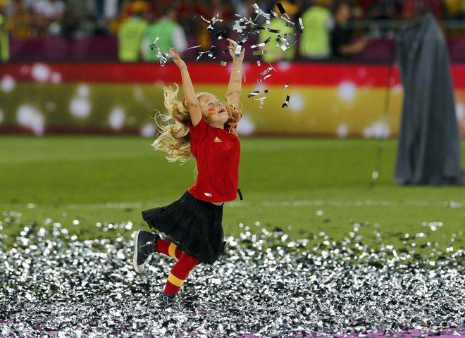 España campeona de la Euro 2012