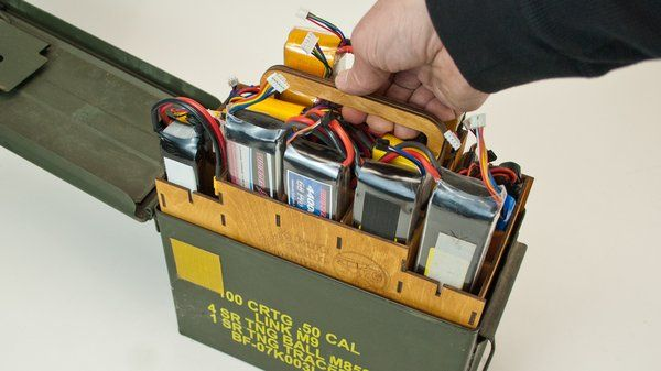 How To Safely Organize Your Lipo Battery Storage Tested Lipo Battery Battery Storage Lipo