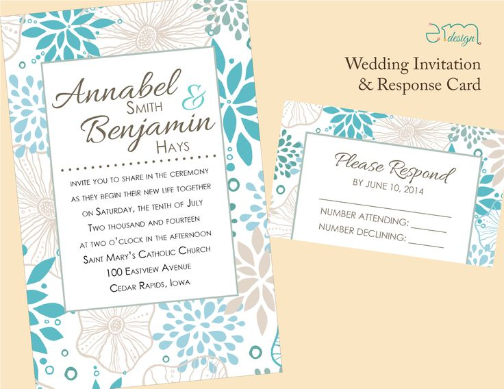 53 best wedding invitations images on pinterest rsvp wording