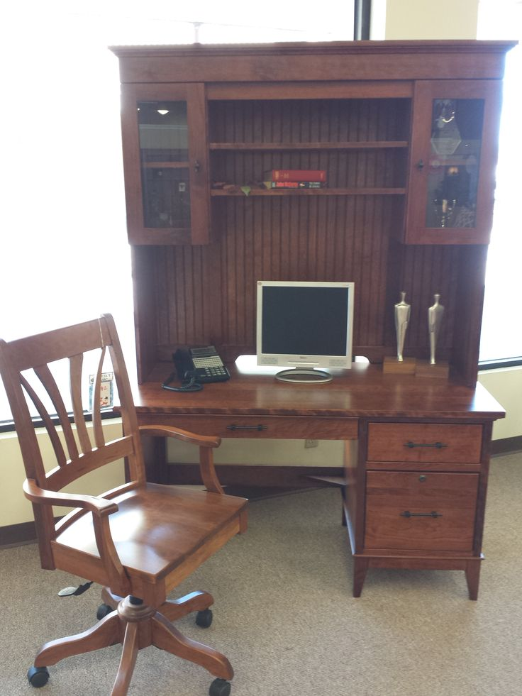Wonderful With All The Time You Spend In Your Home Office, Shouldnu0027t It Be  Functional, Comfortable And Inspiring? Millspaugh Furniture Offers A  Variety Of Desk, ...