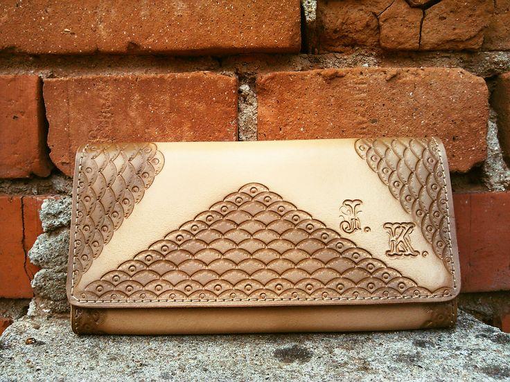 Dámská peněženka Jiřina, přední strana