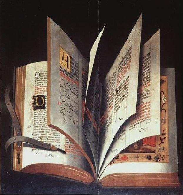 Una delle destinazioni da sogno del Lettore Forte è la biblioteca dell'abbazia di San Gallo.