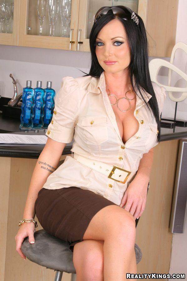 Melissa Lauren Big Tits Boss 55