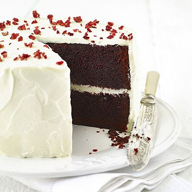 Red Velvet Beetroot Cake recipe - From Lakeland mUY BUENA LA RECETA