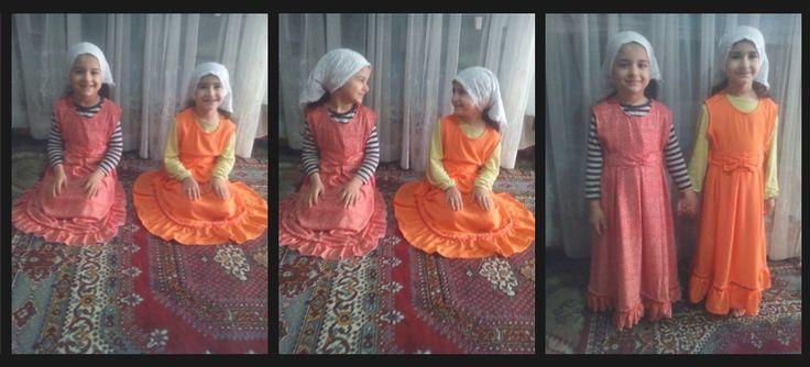 Osmanlı torunları hafıze ikizler #1071_malazgirt_zaferi