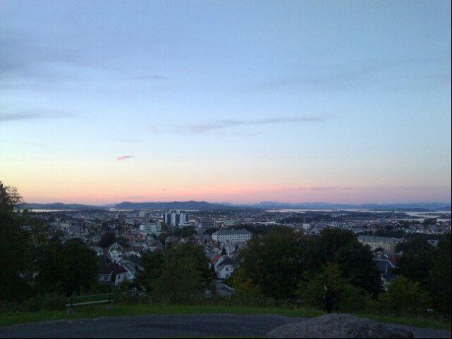 Stavanger i Rogaland