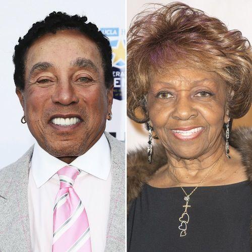 "Smokey Robinson Says Cissy Houston is ""Really Struggling"" With Bobbi Kristina Brown's Hospitalization"