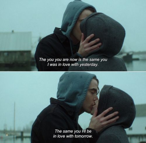 If I Stay    - Stay forever.  Pinky Swear
