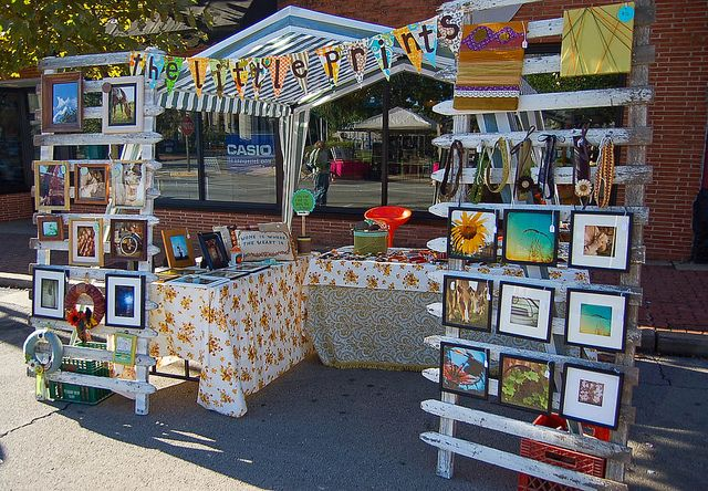 17 best images about display ideas on pinterest craft for Craft fairs and festivals
