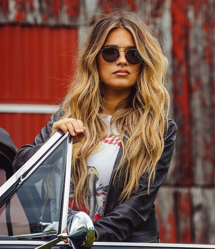 DIFF Eyewear Jessie James Decker Skye Sunglasses Jessie