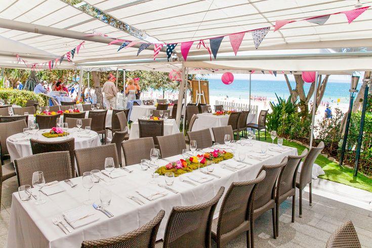 Those beach views at Sails Restaurant Noosa, Noosawedding Photographers - Karen Buckle Photography 0407 246 300 #noosawedding #noosaweddingphotography #noosaweddingphotographers