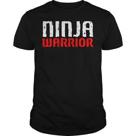 I Love  NINJA WARRIOR 2 Shirts & Tees